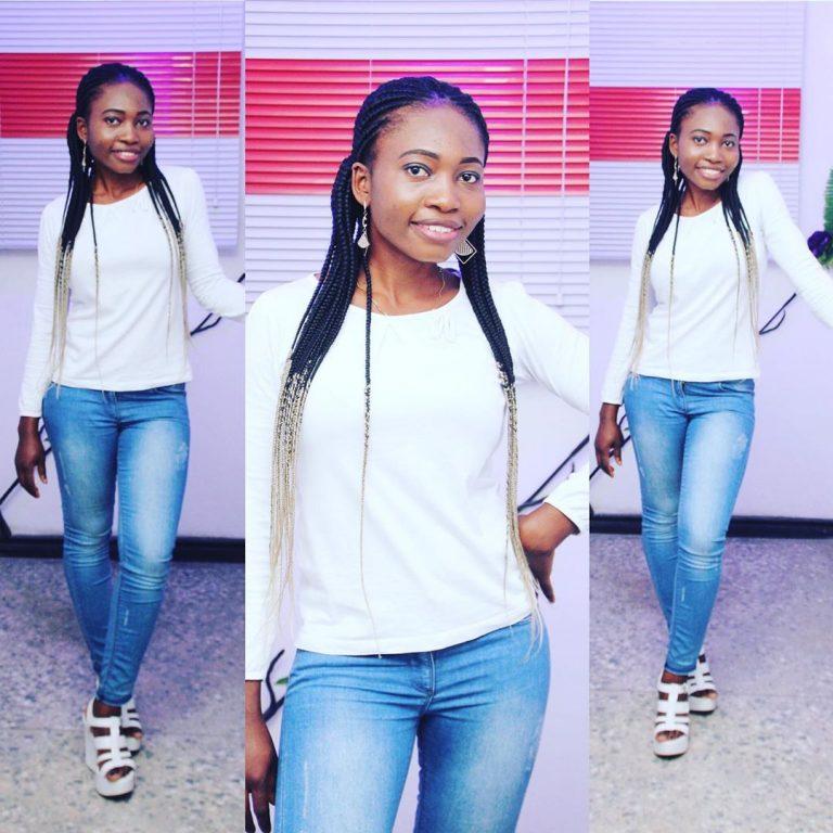 Meet Joyce Chinwe, The Beautiful Sister Of veteran Nollywood Actor Aki 6