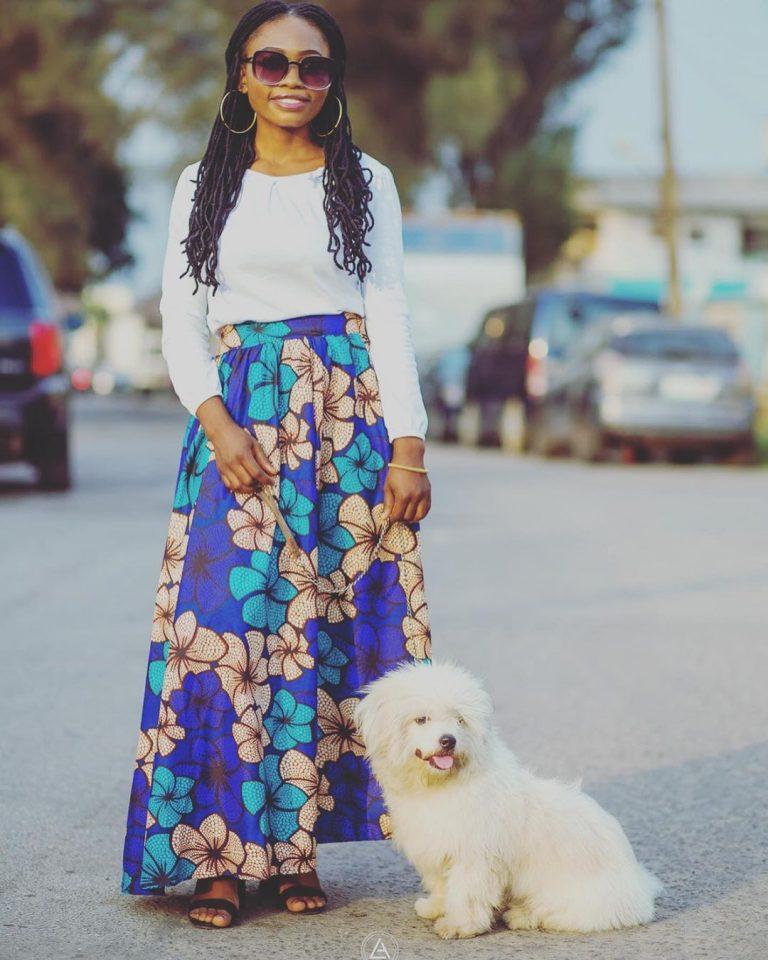 Aki sister Joyce Chinwe