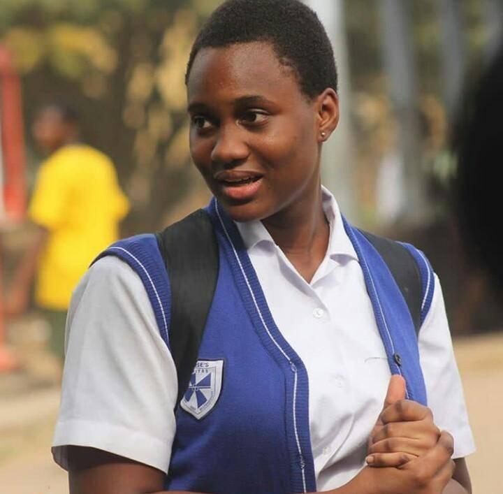 Beautiful Photos Of high school Girls Causes Stir Online 13