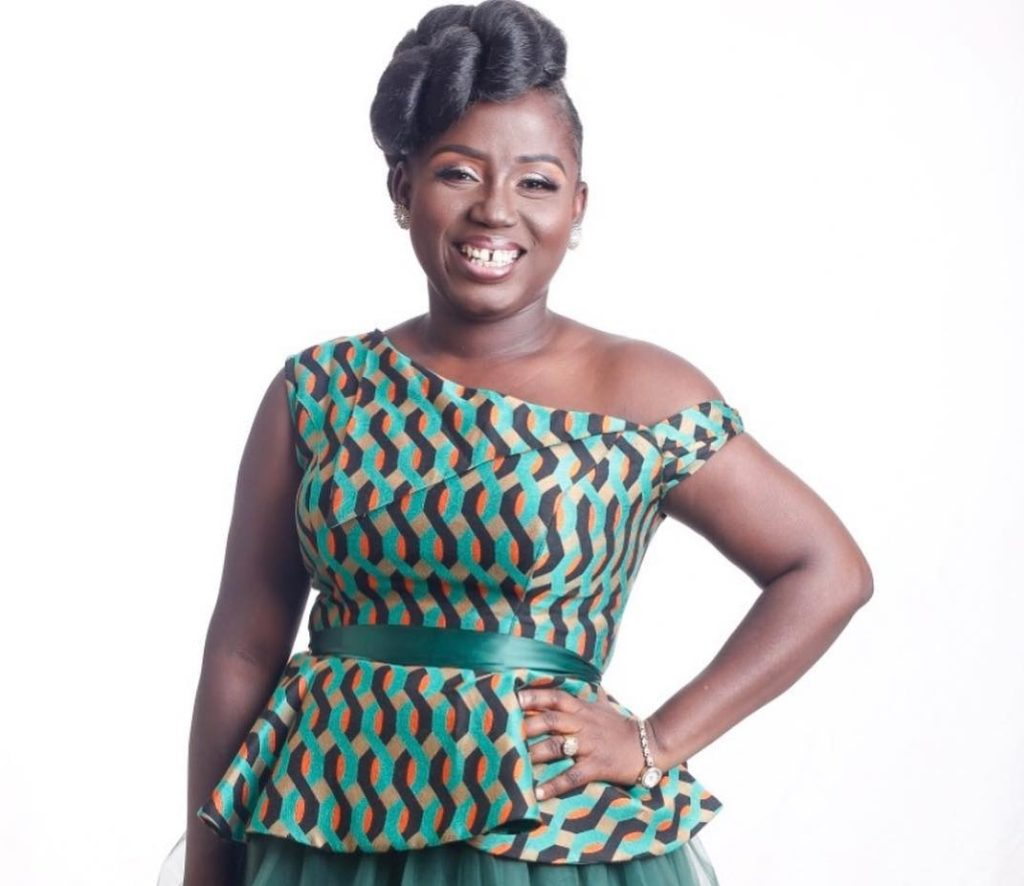 7 amazing photos of Diana Hamilton that shows she slays better in African prints 4