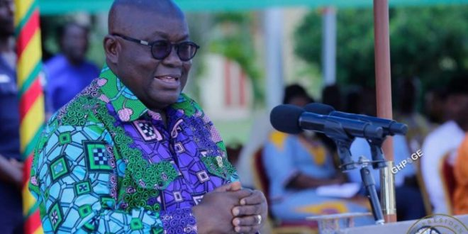 LGBT will never be legalized in Ghana - President Nana Addo finally speaks - Video 1