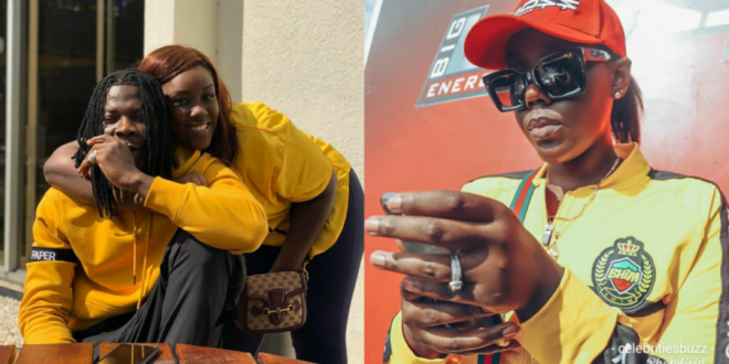 Our love is everlasting – Stonebwoy tells wife, Dr. Louisa 1