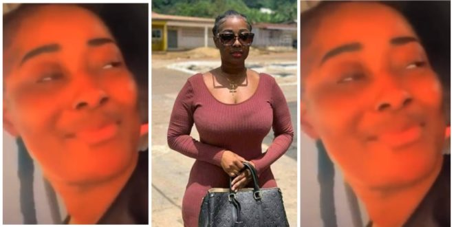 I will be back - Last video of Maame Esi, the fitness enthusiast who died in a car crash surfaces online 1