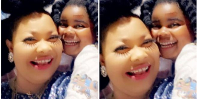 Breathtaking Photo Of Nana Agradaa And Her Daughter Surface Online 1