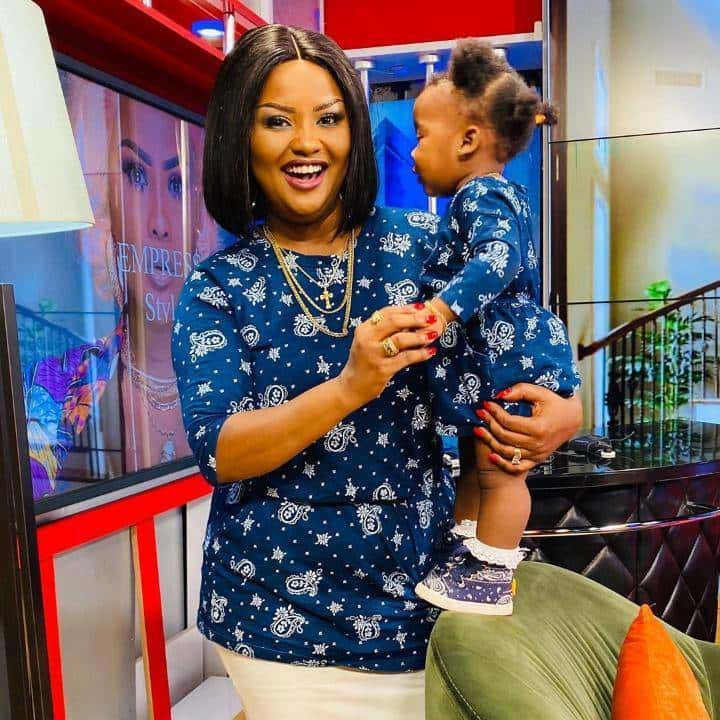 Check Out Photos Of These Kumawood Stars With Their Kids 2