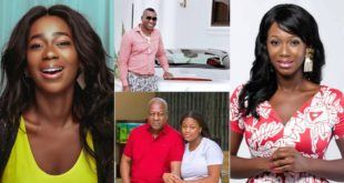 Ama K Abebrese slams Wontumi over his abhorrent comment on Mahama's daughter 94