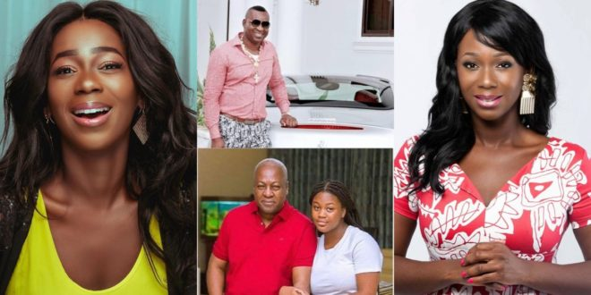 Ama K Abebrese slams Wontumi over his abhorrent comment on Mahama's daughter 1