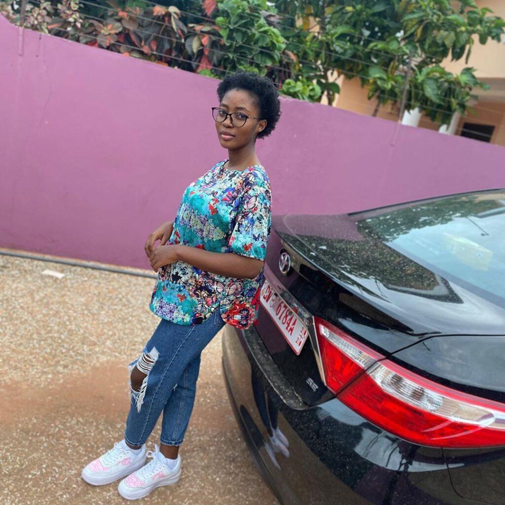 Bridget Agyemang: Fameye's Girlfriend Shows Cuteness In New Photos - fan are talking 2