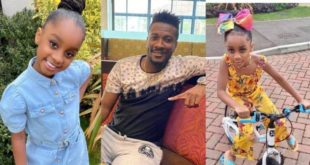 Asamoah Gyan's Daughter Sings Diana Hamilton's New Adom Song Word For Word 63