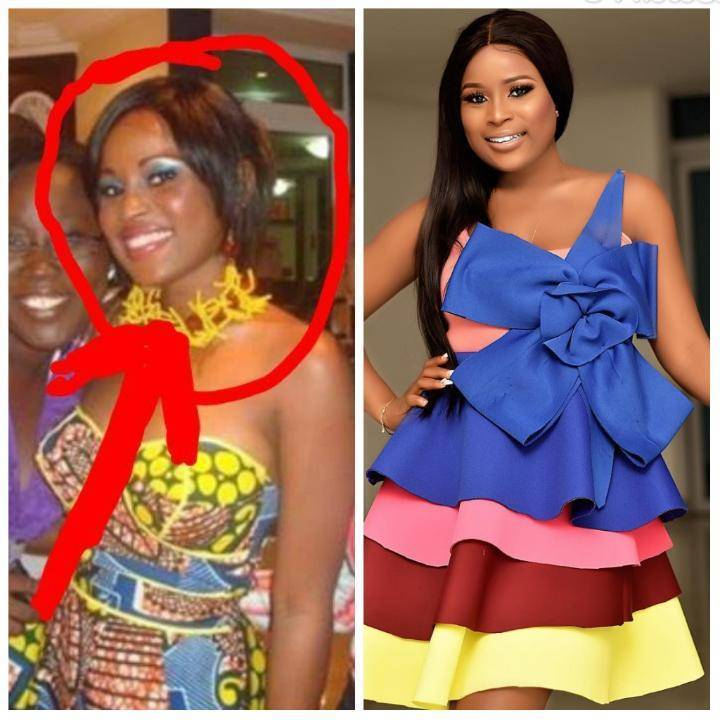 Throwback Saturday– see old photos of 5 of your favorites celebrities 2