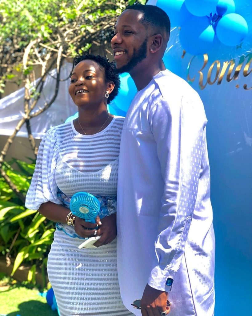 YOLO star Cyril welcomes first child