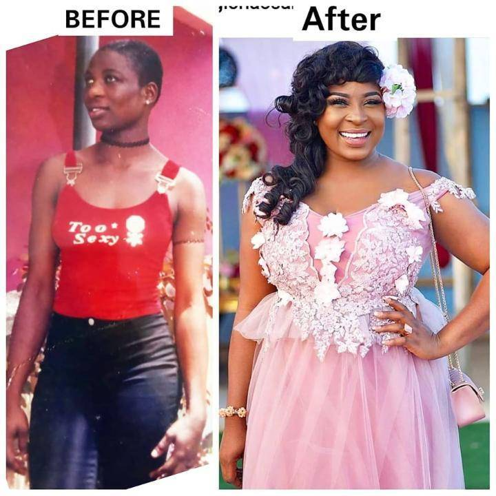 Throwback Saturday– see old photos of 5 of your favorites celebrities 3