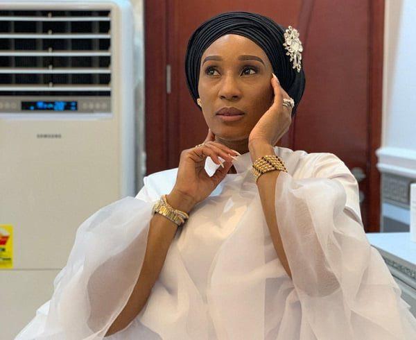 Kwame Despite wife, Aunty Ewurama