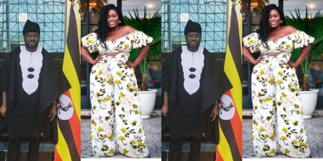 Desmond Elliot caught red-handed in bed with Lydia Forson – Blogger reveals 1