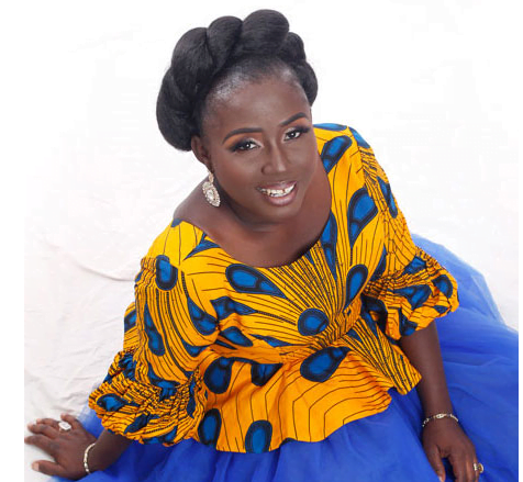 7 amazing photos of Diana Hamilton that shows she slays better in African prints 3