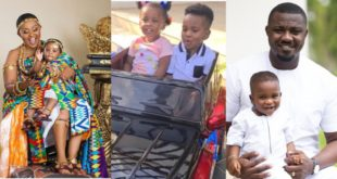 Baby Maxin Joins Dumelo Jnr To Celebrate His 2nd Birthday 31
