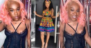 Efia Odo's Sister drops hot photos and she's shaking social media 1