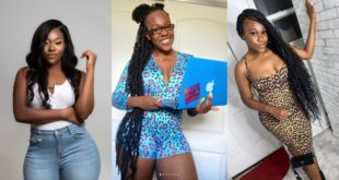 Checkout 5 beautiful Photos of Efia Odo's 21 year old Kid sister 82