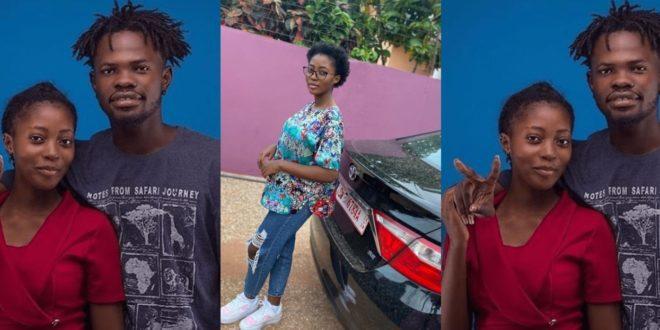 Bridget Agyemang: Fameye's Girlfriend Shows Cuteness In New Photos - fan are talking 1
