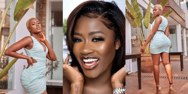 """""""It is not easy"""" - Fella Makafui shares her struggle of being a mother