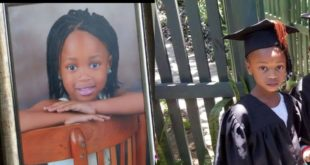 6-year-old girl raped, stabbed to death and dumped naked in South Africa 103
