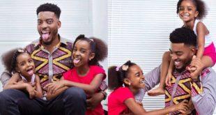 James Gardiner shows off his beautiful daughters on social media 64
