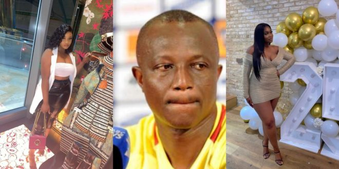 Kwasi Appiah's Daughter, Marypeal Recounts How She Nearly Lost Her Life 1