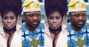 Lydia Forson angrily Reacts To sleeping with Desmond Elliot 1