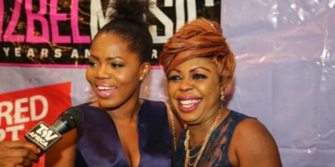 Afia Schwar call out Mzbel; says she never conceived twins 1