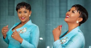 Ageless Nana Ama Mcbrown Brightens Up The Internet With new Charming Photos 14