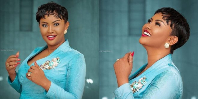 Ageless Nana Ama Mcbrown Brightens Up The Internet With new Charming Photos 1