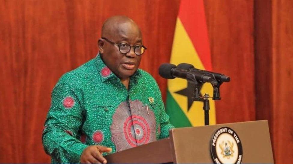 EndSARS: Nana Addo to intervane in the Nigeria's brutality