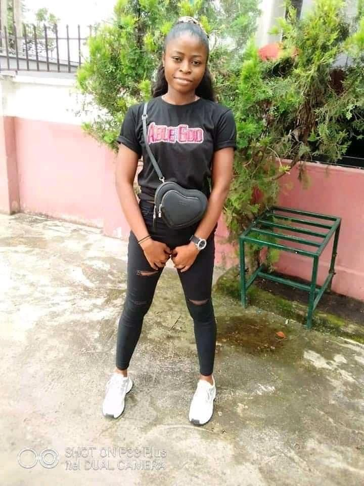 Nora Able: Beautiful Lady Commits Suicide over her lost Itel Phone 4