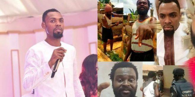 """""""Rev. Obofour Got Me Arrested But I Got Bailed"""" - Preacher Man shockingly reveal 1"""