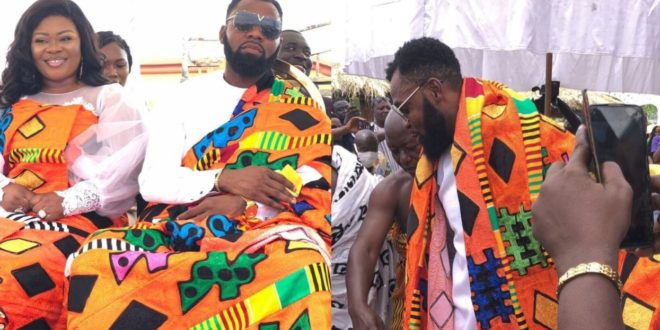 Rev. Obofour Gifts Tepa Hene A Brand New Car – Video 1