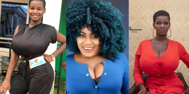 "Pamela Odame laments: ""I'm Disappointed In Nayas 1 For Tarnish My Image with Nana Tornado"" 1"