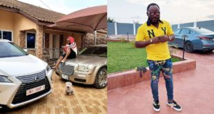 Praye Tiatia flaunts expensive cars and mansion as he marks his Bday 87