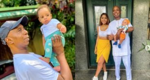 Ned Nwoko Is Bleaching – Fans React to Regina Daniels' new picture with her Husband 38