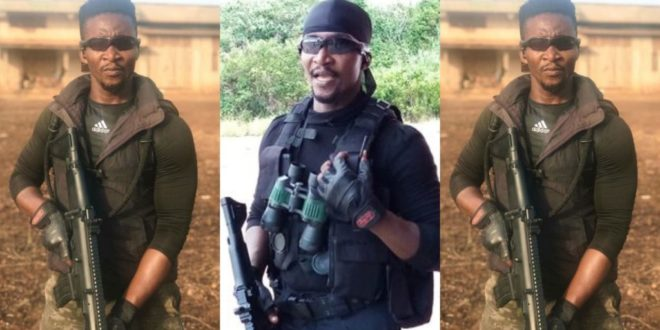 Kumawood actor Scorpion who was shot gives full detail of what happened 1