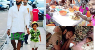 Check Out This Amazing Photo Of Wanlov The Kuborlo And His Children 22