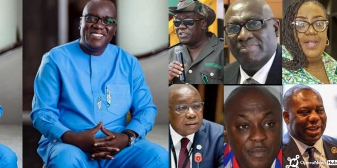 List of Ghanaian Politicians Who Died Strange Deaths In this Election Year 1
