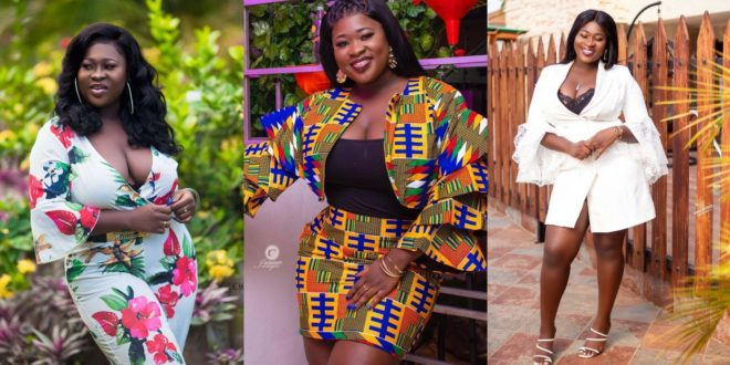 Singer Sista Afia planning For A Br3ast Reduction? | what she said would shock you 1