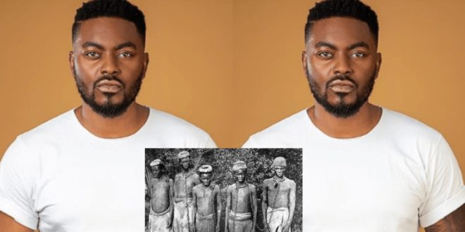 """Christianity Was Brough through slavery"" – Tayo Faniran advises fans to stop going to church 1"