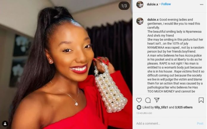 Slay Queen Exposed of Trying to Blackmail Richman with Rape 2