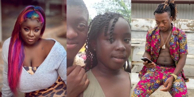 Throwback photos of Maame Serwaa and Sumsum Ahuofe break the internet; fans react 1