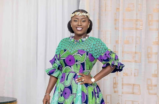7 amazing photos of Diana Hamilton that shows she slays better in African prints 5