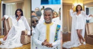 Check out 5 Photos Of Portia Brenya; wife of Millionaire Kwesi Dadzie After Their Lavish Wedding 76