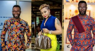 Actress Vicky Zugah: I Don't Want To Chase Married Men Anymore But I'm Crushing On Adjetey Anang 20