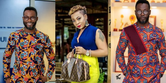 Actress Vicky Zugah: I Don't Want To Chase Married Men Anymore But I'm Crushing On Adjetey Anang 1