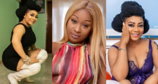 'It's called prostitution' - Efia Odo replies Vicky Zugah on her latest 'dating married men' comments 13